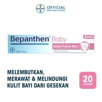Bepanthen adalah salep untuk bayi yang dapat mengobati iritasi pada kulit dan ruam popok