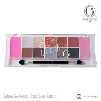 Madame Gie Eyeshadow Sensuous Drama Queen 11 harga terbaik 24000