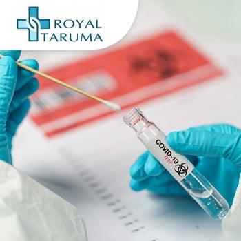 Swab PCR Test COVID-19 (Same Day Result) di Rs Royal Taruma,Jakarta Barat