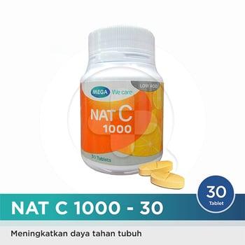 Mega We Care NAT C 1000  harga terbaik 165000
