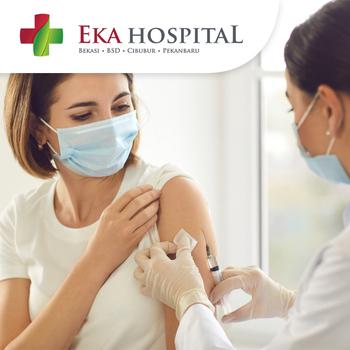 Paket Post Vaksin COVID-19 ULTIMATE di Eka Hospital,BSD, Cibubur, Pekanbaru, Bekasi