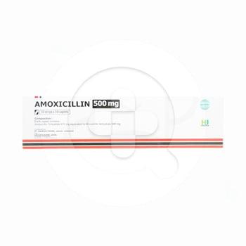 Amoxicillin Hexpharm Tablet 500 mg  harga terbaik