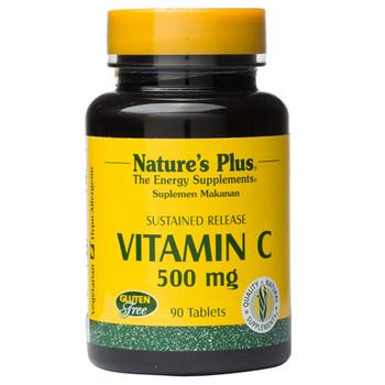 Nature's Plus Vitamin C Tablet 500 mg  harga terbaik 248000