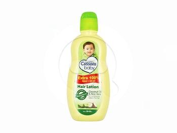 Cussons Baby Hair Lotion Coconut Oil & Aloe Vera 50 ml