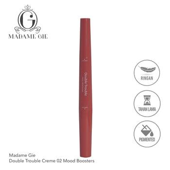 Madame Gie Double Trouble Creamy 02 - Pretenders harga terbaik 27000