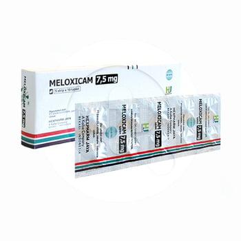 Meloxicam Hexpharm Tablet 7,5 mg  harga terbaik