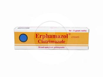 Erphamazol Krim 1% - 5 g harga terbaik 5504