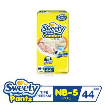 Sweety Bronze Comfort NB-S 44s