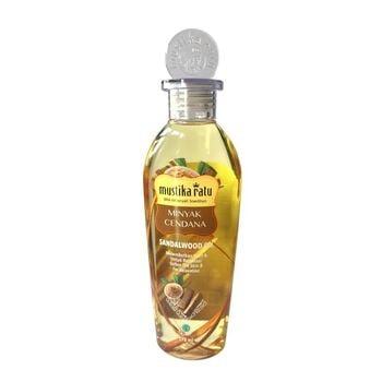 Mustika Ratu Minyak Cendana 175 ml harga terbaik 34400