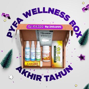 Pyfa End Year Wellness Box harga terbaik