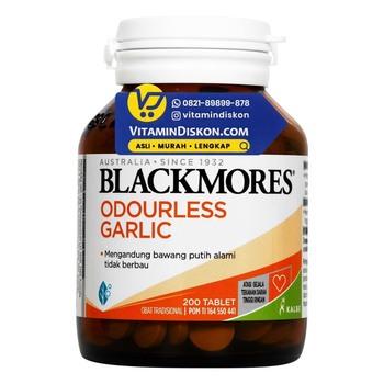 Blackmores Odourless Garlic  harga terbaik 168643
