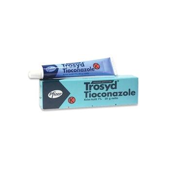 Trosyd krim adalah obat yang digunakan untuk mengobati infeksi kulit yang disebabkan jamur