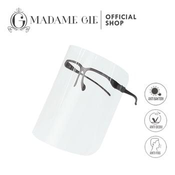 Madame Gie Safety Face Shield Black harga terbaik