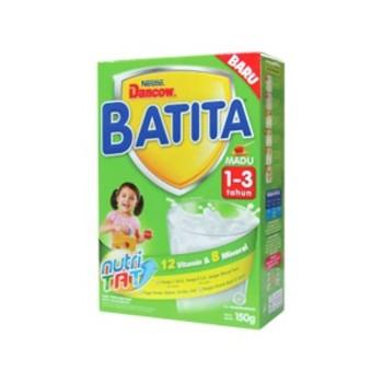 Dancow Batita Usia 1-3 Tahun Rasa Madu 150 g harga terbaik