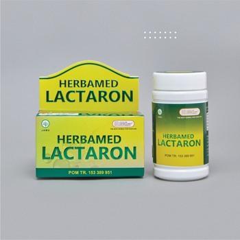 Herbamed Lactaron botol isi 50 kapsul