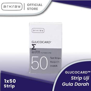 Glucocard Sigma Test Strips INT-general  harga terbaik 301000