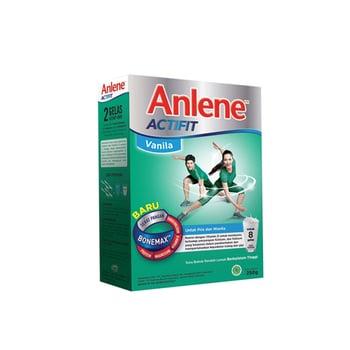 Anlene Actifit Rasa Vanilla 250 g harga terbaik 40694