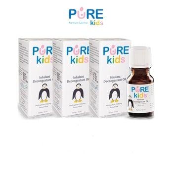 Pure Kids Inhalant Decongestant Oil 10 ml (PROMO)