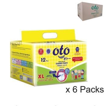 OTO Adult Diapers Pants / Popok Dewasa Model Celana - XL  harga terbaik 582000