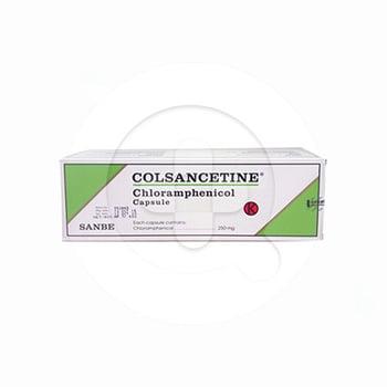 Colsancetin Kapsul  250 mg  harga terbaik