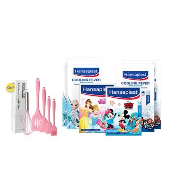 Hansaplast Disney x Freemir Special Package harga terbaik 138200