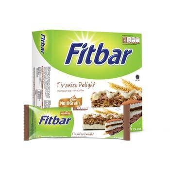 Fitbar Multigrain Tiramisu Delight 5 x 22 g