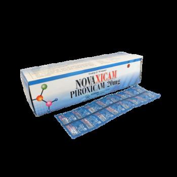 Novaxicam kapsul 20 mg untuk terapi peradangan pada sendi