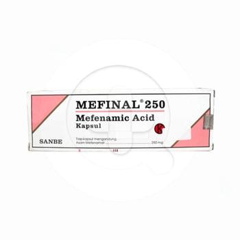 Mefinal Kaplet 250 mg  harga terbaik 7736