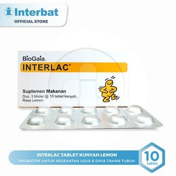 Interlac Tablet  harga terbaik