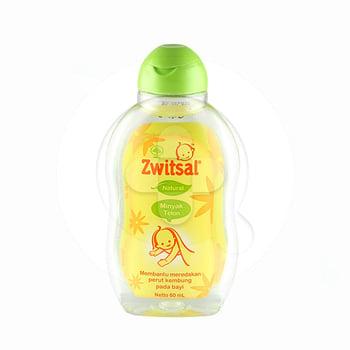 Zwitsal Baby Minyak Telon 60 ml harga terbaik