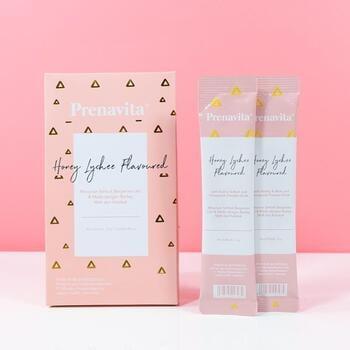 PRENAVITA Vanilla Flavoured Powder Drink  harga terbaik