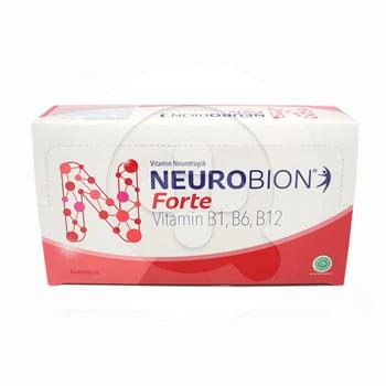 Neurobion Forte tablet digunakan untuk membantu mengatasi gangguan saraf