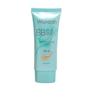 Wardah BB Cream SPF 30 - Natural 30 ml harga terbaik 45738