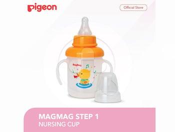 Pigeon MagMagStep 1 - Nursing Cup harga terbaik 59000