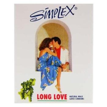 Simplex Kondom Long Love White  harga terbaik