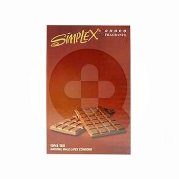 Simplex Kondom Choco Fragrance  harga terbaik