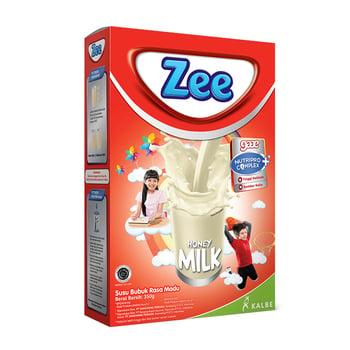 Zee Reguler Honey Milk 350 g harga terbaik