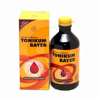 Tonikum Bayer Sirup 330 mL harga terbaik 27905