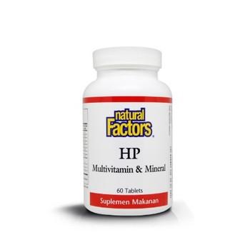 Natural Factors - Hi Potency Multivitamin  harga terbaik