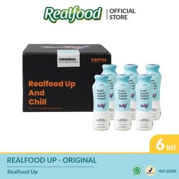 Realfood Up Original harga terbaik 245000