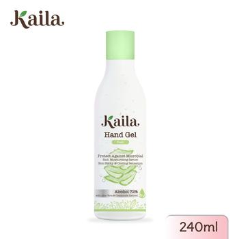 Kaila Hand Gel Fresh 240 ml harga terbaik