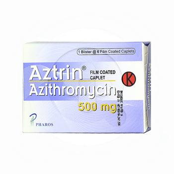 Aztrin Kaplet 500 mg  harga terbaik