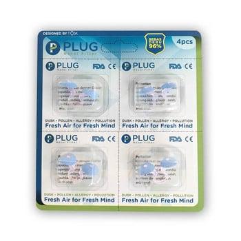 PLUG Nasal Filter Refill 1 Pack  harga terbaik