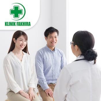 Konsultasi Dokter Kandungan (Tanpa USG) - Klinik Fakhira