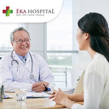Medical Check Up (MCU) Palladium di Eka Hospital BSD, Tangerang