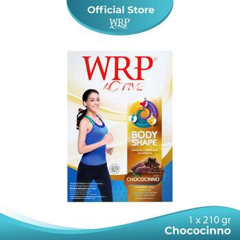 WRP Body Shape Chococino 234 g harga terbaik 79500