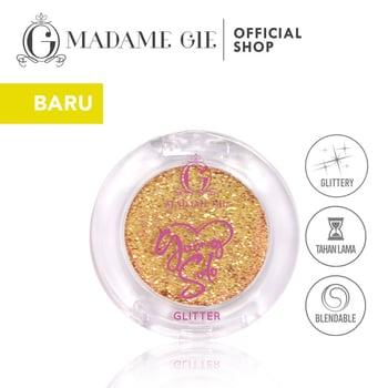 Madame Gie Going Solo Glittery Pressed Eyeshadow 04 - Moya harga terbaik 16000