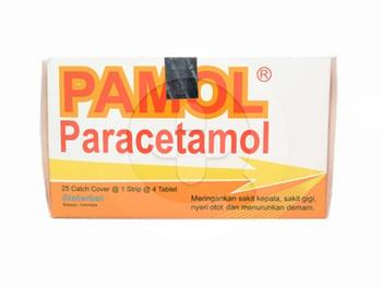 Pamol Tablet 500 mg  harga terbaik 8566