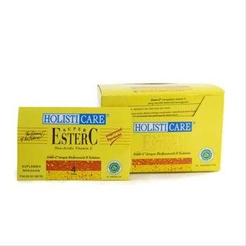 Holisticare Super Ester C Tablet  harga terbaik 92621