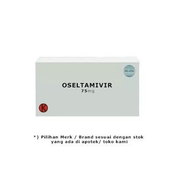 Oseltamivir kapsul adalah obat untuk mengatasi infeksi virus influenza tipe A dan B